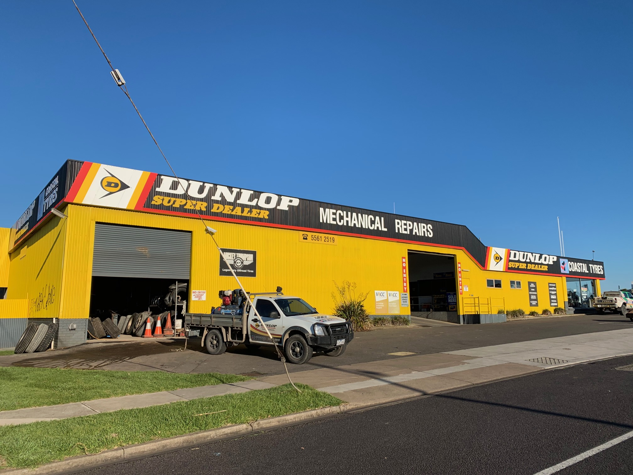 Tyres and Mechanical Warrnambool VIC