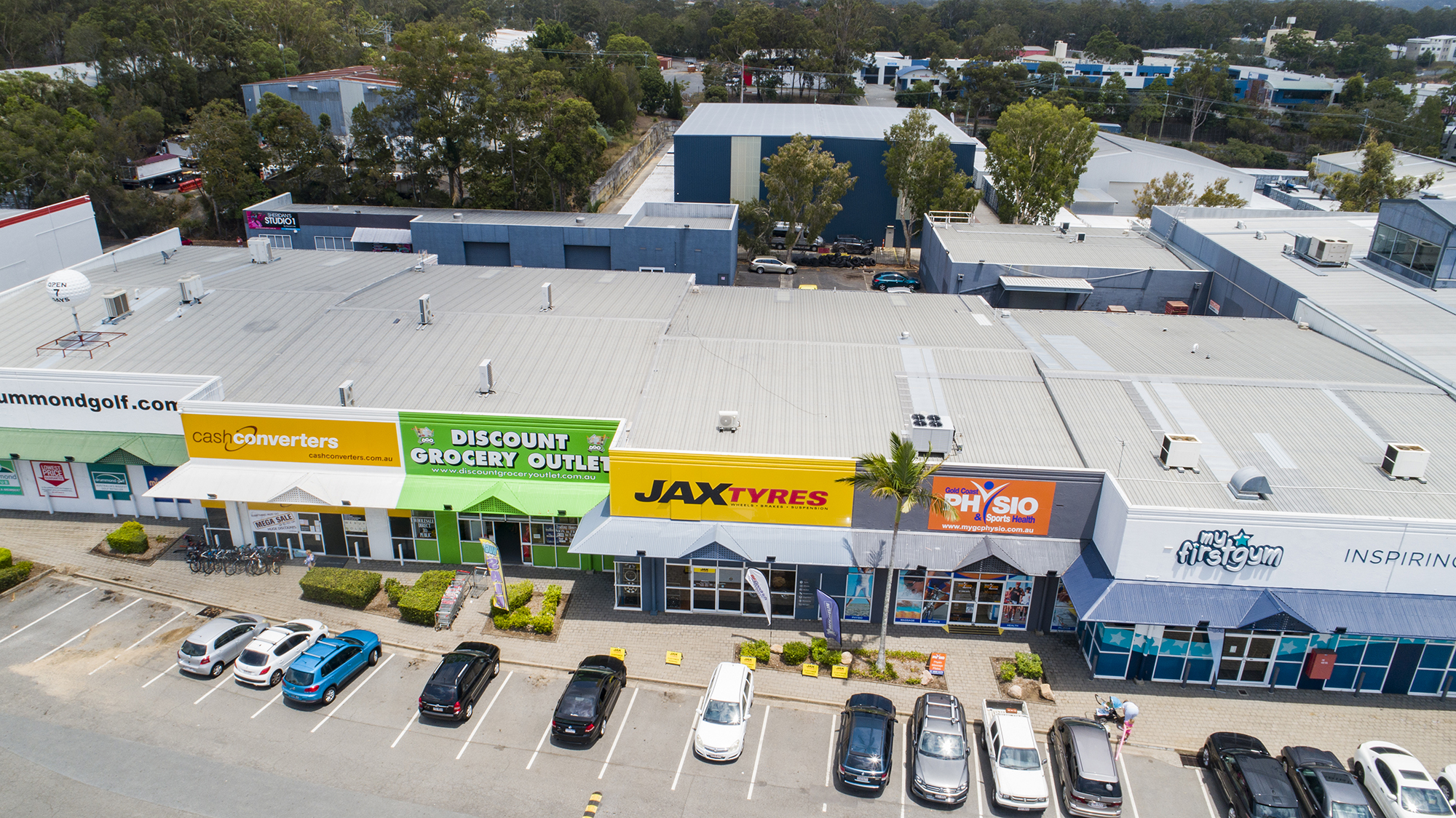 JAX Tyres on the Gold Coast